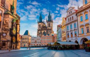 Автобусный тур в Прагу из СПб