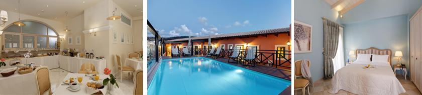 Апарт-отель Ionia Suites 4* Крит