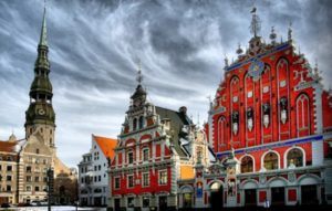 Три столицы Прибалтики, 3 дня
