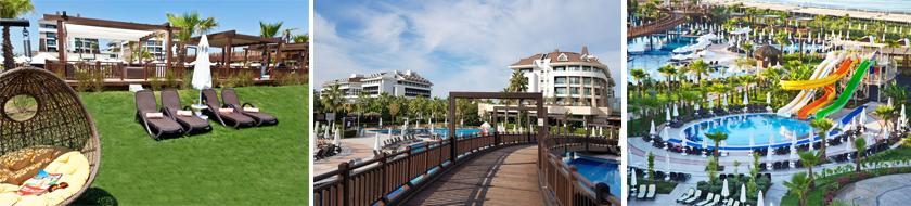 Sherwood Dreams Resort 5* - туры, цены, отдых, отзывы