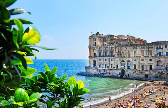 Тур в Италию с отдыхом на Тирренском море