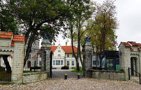 Эстония в миниатюре - тур в Эстонию на праздники