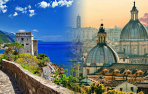 Южная Италия с отдыхом на море, тур из СПб