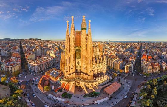 Тур по городам Испании