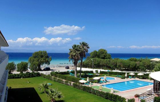 Отель Pylea Beach 3*, Родос