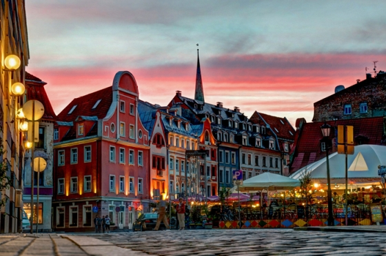 Латвийская сказка, экскурсионный тур, 3 дня