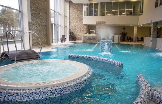 Noorus SPA 4* - спа-отель в Эстонии, Нарва Йыэсуу
