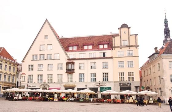 Очарование Эстонии, 3 дня