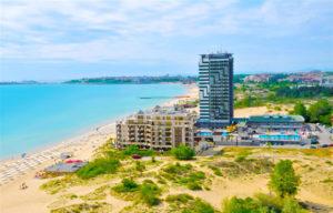 Burgas Beach 4* - недорогой отель в Болгарии, туры, цены