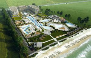 Отель Wave Resort 4* - Поморие, Болгария. Цены, туры в отель