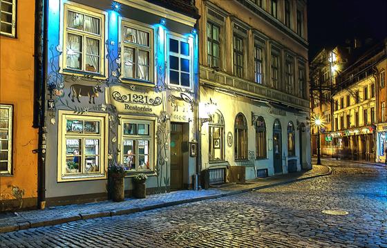 Тур Рига-Стокгольм-Таллин