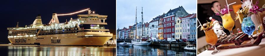 Новый год на пароме + Дания, 5 дней