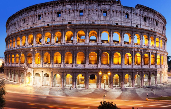 Тур от Рима до Парижа из СПб