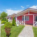 Отель Дача Del Sol 4*, Анапа - уютные дачные домики на берегу моря
