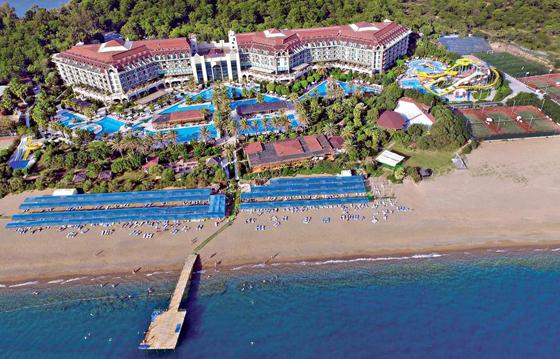 Nashira Resort & Aqua 5* - туры, отзывы, цены