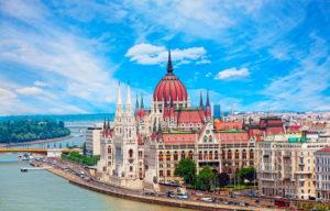 Тур Три столицы Будапешт-Вена-Прага