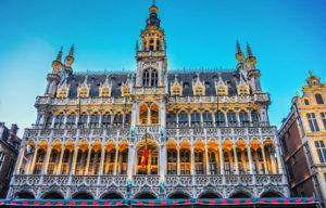 Автобусный тур Восемь столиц Европы