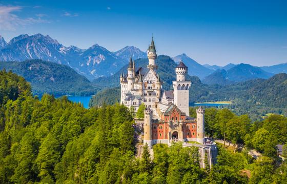 Тур Мюнхен и замки Баварии, комфорт автобус, 8 дн