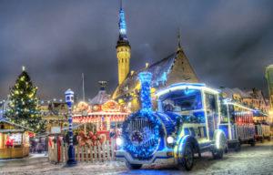 Рига-Таллинн, Новый год в Старом городе + ужин, 5 дней