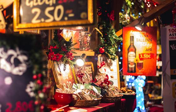 Таллинн, Новый год в Старом городе + банкет, 4 дня