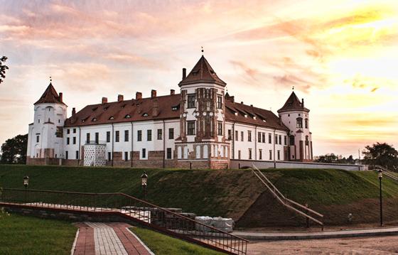 Автобусный тур в Беларусь, Столицы и Замки