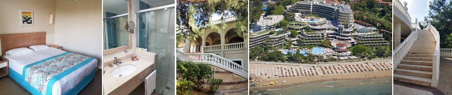 Crystal Sunrise Queen Luxury Resort & Spa 5* - туры в отель из СПб, цены