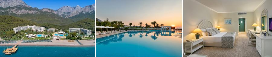 Mirage Park Resort 5* - туры из СПб, фото, цены, описание