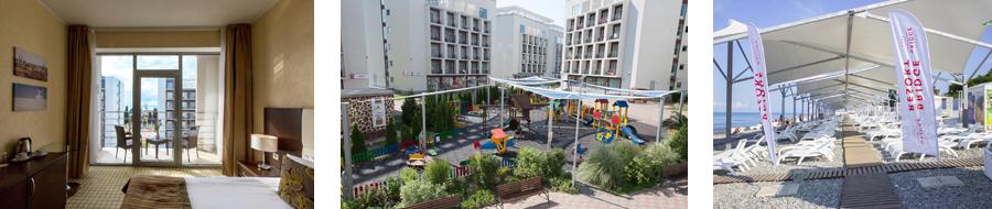 Bridge Resort 4* - туры из СПб, отзывы, фото, бронирование